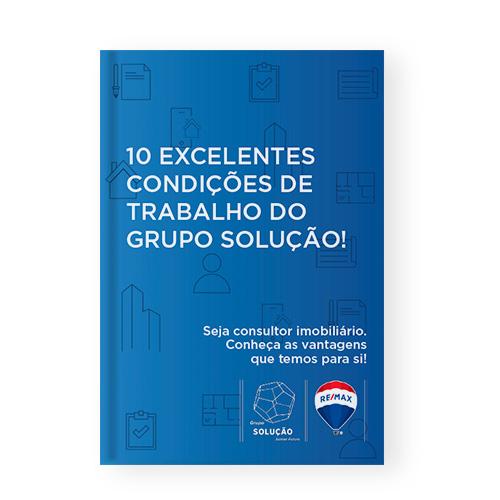 Ebook 10 Excelentes Condições de Trabalho do Grupo Solução